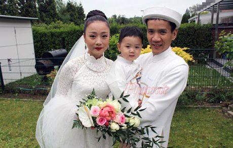 My Duyen: 'Chong khong thac mac khi toi qua dem ben ngoai' - Anh 1