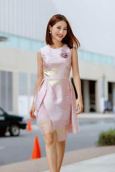 Khong ho bao, Diem My van sexy het co - Anh 2