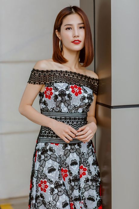 Khong ho bao, Diem My van sexy het co - Anh 9
