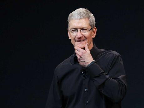 CEO Apple Tim Cook bat dau ngay moi tu 3h45, cac doanh nhan khac thi sao? - Anh 1