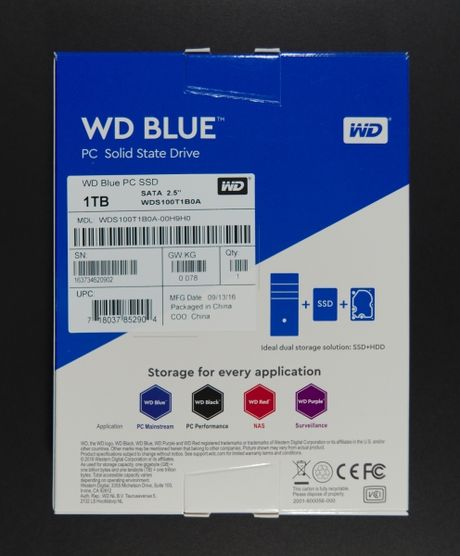 Thuong hieu Western Digital lan dau tien ra mat o cung SSD, gia tot do ben cao - Anh 1
