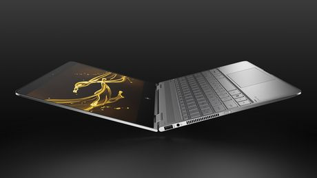 HP Spectre x360 ra mat: mong 13,77mm, nang 1,29kg, chip xu ly i7-7500U, pin 14 tieng, gia hon 1.000 USD - Anh 4