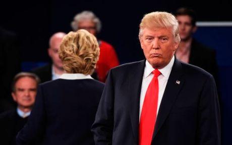 Trump co dang bi chi trich du doi vi tuyen bo 'tong Clinton vao tu'? - Anh 1