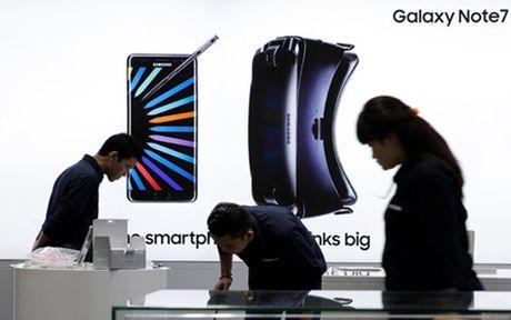 Samsung chinh thuc 'khai tu' Galaxy Note 7 - Anh 1