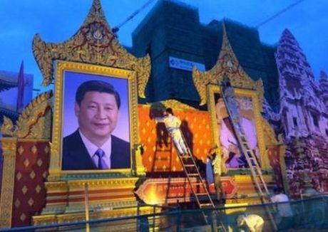 Ong Tap Can Binh mang qua gi cho Campuchia? - Anh 2