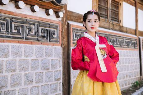 Chi Pu mac hanbok xinh khong thua a hau Han Quoc - Anh 6