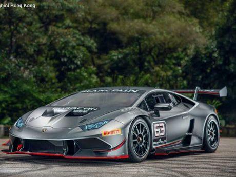 Ngan ngo voi sieu bo Lamborghini Huracan LP 620-2 ST - Anh 3