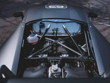 Ngan ngo voi sieu bo Lamborghini Huracan LP 620-2 ST - Anh 9