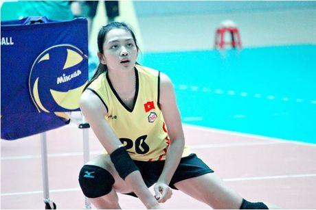 Ung vien Miss VTV Cup 2016 trai long ve dam me bong chuyen - Anh 2