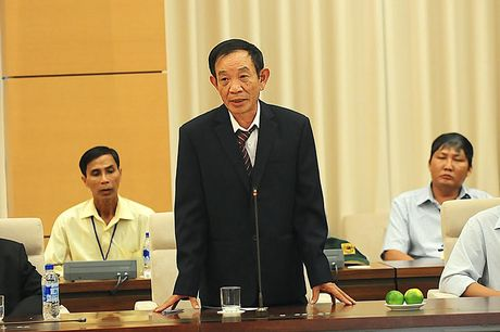 Doan Nong dan Viet Nam xuat sac 2016 vao tham Quoc hoi - Anh 8