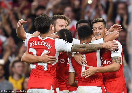 Arsene Wenger nhan ra chan ly khien Arsenal chua the vo dich Premier League - Anh 2