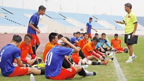 Co hoi nao cho DT U19 Viet Nam tai VCK U19 chau A 2016? - Anh 1
