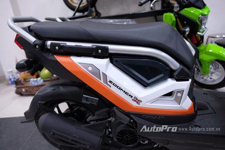 Chi tiet Honda Zoomer-X 2017 gia 65 trieu dong tai Ha Noi - Anh 11