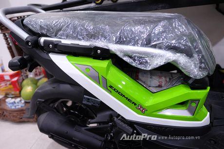 Chi tiet Honda Zoomer-X 2017 gia 65 trieu dong tai Ha Noi - Anh 12