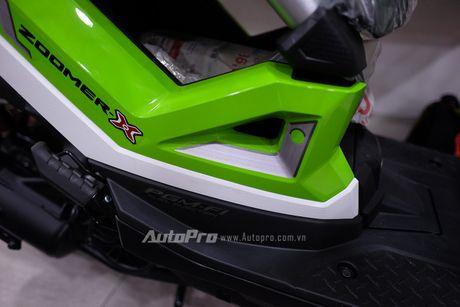 Chi tiet Honda Zoomer-X 2017 gia 65 trieu dong tai Ha Noi - Anh 13