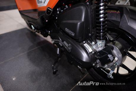Chi tiet Honda Zoomer-X 2017 gia 65 trieu dong tai Ha Noi - Anh 15
