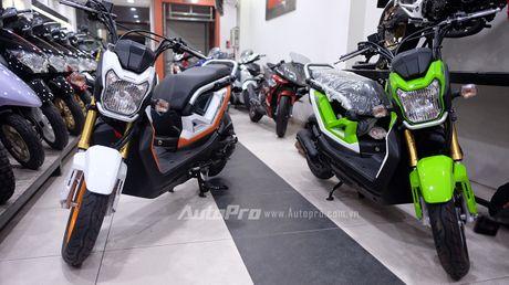 Chi tiet Honda Zoomer-X 2017 gia 65 trieu dong tai Ha Noi - Anh 1