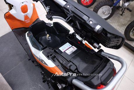 Chi tiet Honda Zoomer-X 2017 gia 65 trieu dong tai Ha Noi - Anh 20