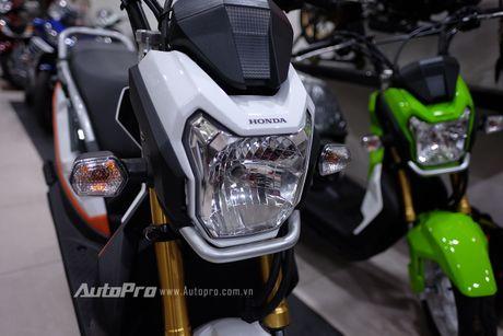 Chi tiet Honda Zoomer-X 2017 gia 65 trieu dong tai Ha Noi - Anh 4