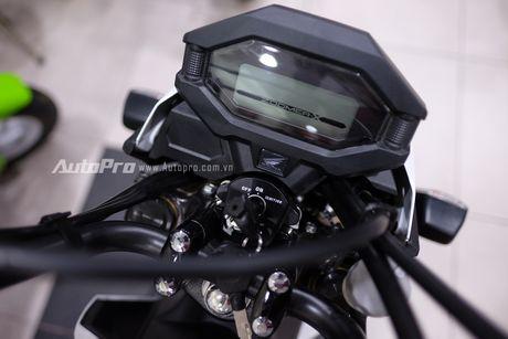 Chi tiet Honda Zoomer-X 2017 gia 65 trieu dong tai Ha Noi - Anh 5