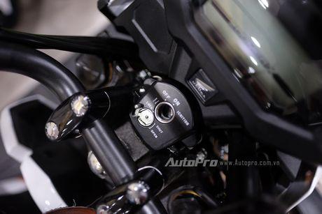 Chi tiet Honda Zoomer-X 2017 gia 65 trieu dong tai Ha Noi - Anh 6