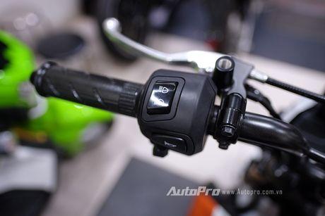 Chi tiet Honda Zoomer-X 2017 gia 65 trieu dong tai Ha Noi - Anh 8