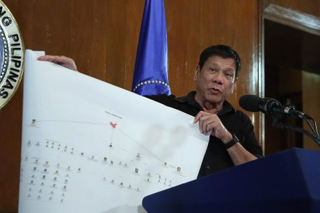Toan canh 100 ngay dau cua Tong thong Philippines Duterte - Anh 4
