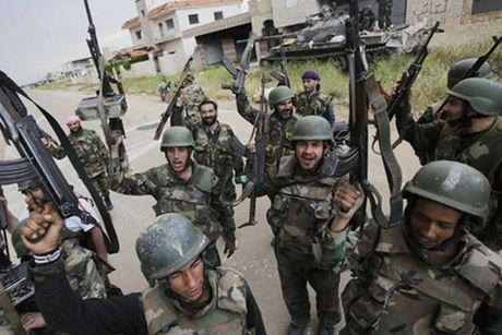 Chien thuat hieu qua danh chiem Aleppo cua Quan doi Syria - Anh 1