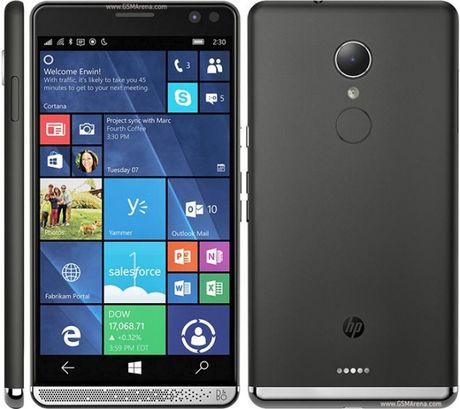 "HP Elite X3 smartphone co the ""bien hoa"" thanh may tinh - Anh 1"
