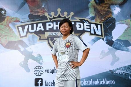 "Tan Truong – ""Thu mon so 1"" Viet Nam bat ngo bat bong tai gameshow the thao Vua Phat Den - Anh 4"