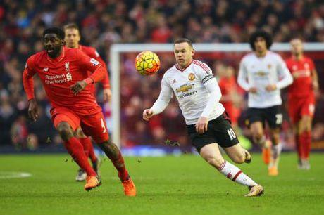 MU dau Liverpool: Mourinho can chat thep cua Fellaini - Anh 1