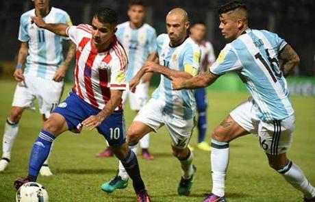 Tuyen Argentina khong xung voi dang cap cua Messi - Anh 1