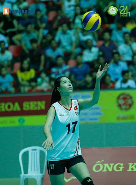 Ngam cac ung vien Hoa khoi bong chuyen VTV Cup 2016 - Anh 4