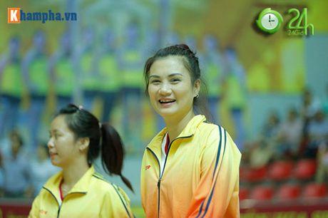 Ngam cac ung vien Hoa khoi bong chuyen VTV Cup 2016 - Anh 6