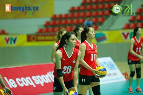 Ngam cac ung vien Hoa khoi bong chuyen VTV Cup 2016 - Anh 8