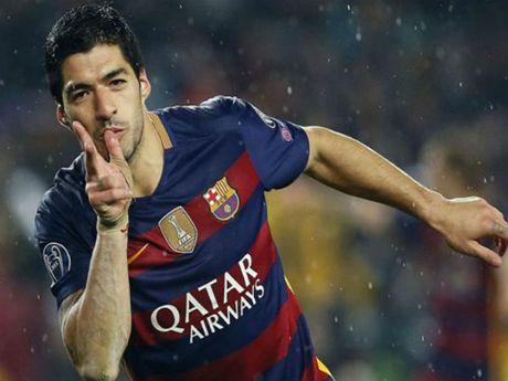 QBV 2016: Lap ky luc moi, Luis Suarez chua het co hoi - Anh 2