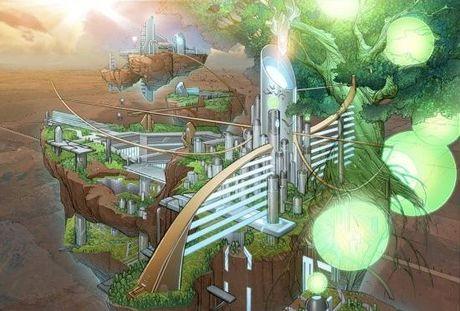 Asgardia: Quoc gia vu tru dau tien co suc chua 100.000 cong dan - Anh 4