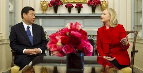 WikiLeaks: Ba Clinton xac nhan con gai ong Tap hoc o Harvard - Anh 1