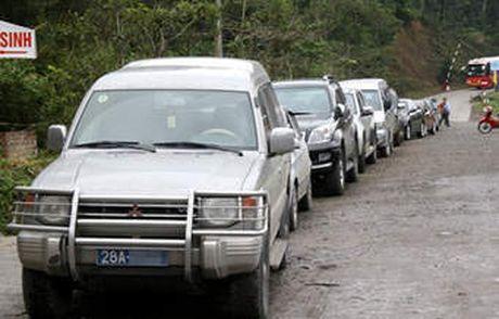 Bo Cong Thuong kien nghi tang dinh muc xe cong - Anh 1