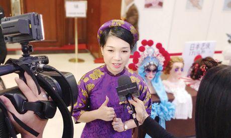 Chuyen cua 'nu hoang nail' Pang My Linh - Anh 4