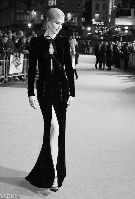 Ngo ngang sac voc tre dep ruc ro cua Nicole Kidman - Anh 11