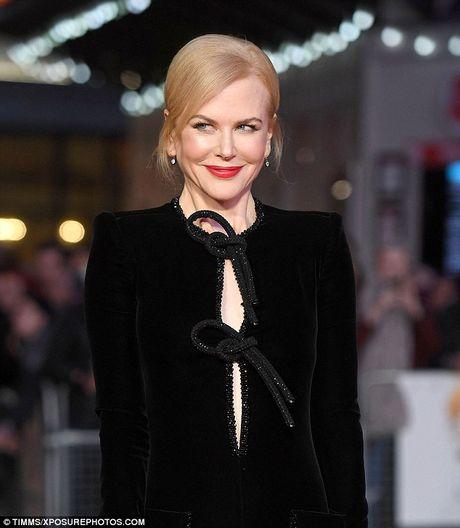 Ngo ngang sac voc tre dep ruc ro cua Nicole Kidman - Anh 1