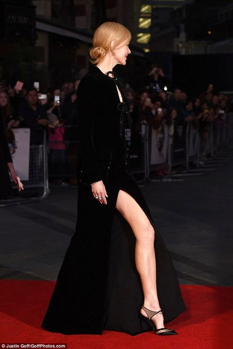 Ngo ngang sac voc tre dep ruc ro cua Nicole Kidman - Anh 6