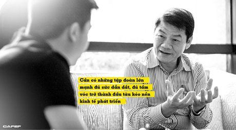 Doanh nhan Tran Ba Duong: Chung ta dang mai cuon theo phong trao ma quen mat gia tri cot loi cua khoi nghiep - Anh 9