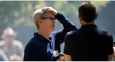 Note7 bi loai bo vinh vien, Tim Cook chac chan dang vui roi nhung nhung tin do cua Apple lai co ly do de cam thay buon - Anh 1