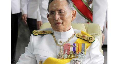 Quoc vuong Thai Lan bang ha - Anh 1