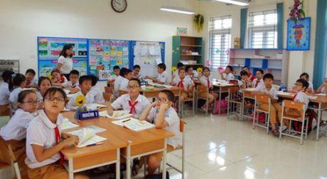 TP.HCM khong cho phep day them doi voi hoc sinh hoc 2 buoi/ngay - Anh 1