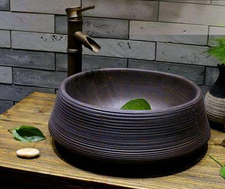 Nhung mau lavabo doc la khien cac ong chu resort, khach san me man - Anh 3