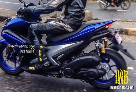Mau xe thay the Yamaha Nouvo chay thu nghiem tai Indonesia - Anh 3