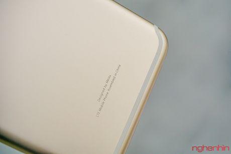 Danh gia Meizu Pro 6: moi thu deu tot tru camera - Anh 2